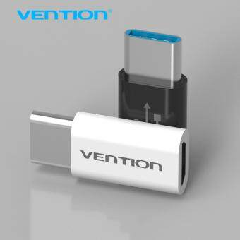 Harga Vention High Quality USB 3.1 Type-C Male to Micro USB Female Converter Micro USB Connector USB-C For Xiaomi Type C Adapter