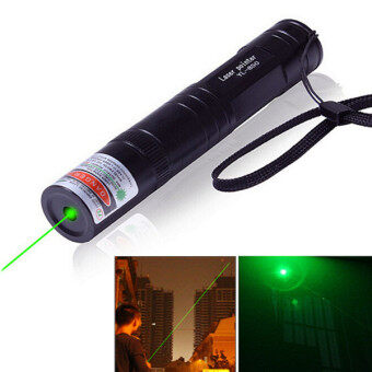 Harga Laser Pointer Green Light Adjustable (Green)