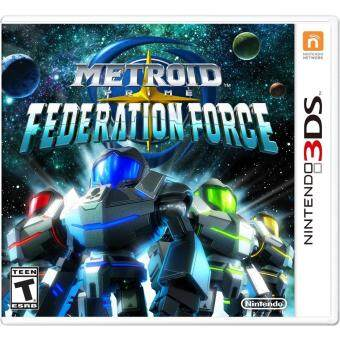 Harga 3DS Metroid Prime: Federation Force (US)