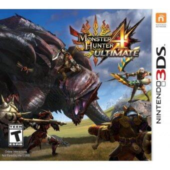 Harga 3DS Monster Hunter 4 Ultimate (US)