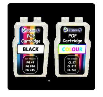 Harga Vision Pop Cartridges for Canon CL811