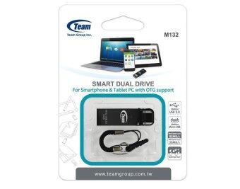 Harga Team USB3.0 OTG M132 64GB