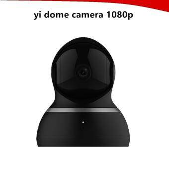 Harga International set Xiaoyi Yi Dome Camera 1080p night version black