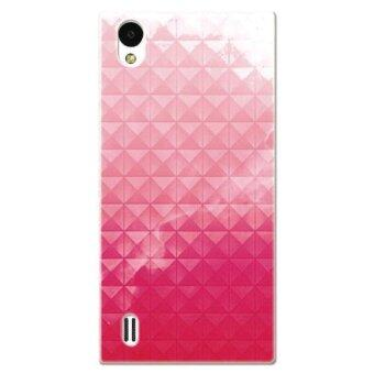 Harga PC Plastic (Fuchsia) nebula Case for vivo Y15 (Multicolor)