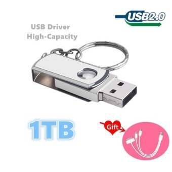 Harga Szhf 1TB USB Flash Drive Pen Drive Memoria Usb Stick Pendrive Stainless Steel USB 2.0 Flash Drive