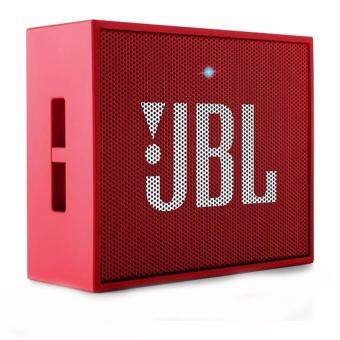 Harga JBL Go Portable Bluetooth Speaker (Red)