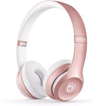 Harga M-019 Solo 2 Wireless Bluetooth Active Collection Shock On-Ear Headphone (Rose Gold)