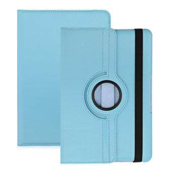 Harga PU Leather 360 Degree Rotating Back Case Holder Protective Cover for Samsung Galaxy Tab 2 10.1 P5100 / P5110 / P7500 / P7510