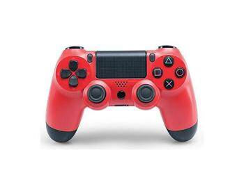 Harga leegoal PS4 Controller Wireless Controller for Sony PlayStation 4 Professional Dual Shock 4 Gaming Handle---Red