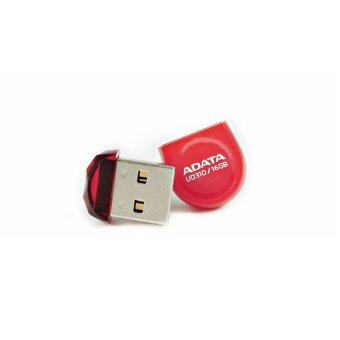 Harga ADATA UD310 16GB Mini Jewel Flash Drive / Pendrive / Thumb Drive / Pen Drive (RED) - AUD310-16G-RRD