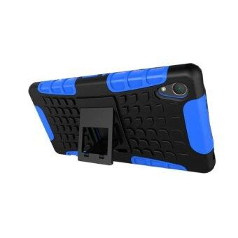 Harga Back Case for Sony Xperia Z2 (Blue)