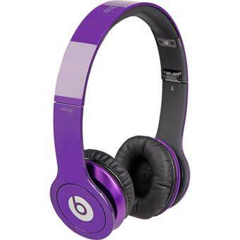Harga NEW Beats Solo On-Ear Wired Headphone (Purple)