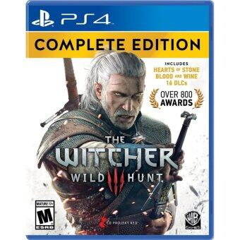 Harga PS4 The Witcher 3 GOTY (Includes All Expansion) (R3/ENG/CHN)