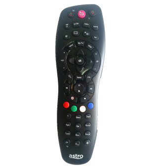 Harga Astro Original NEW PVR Remote Control
