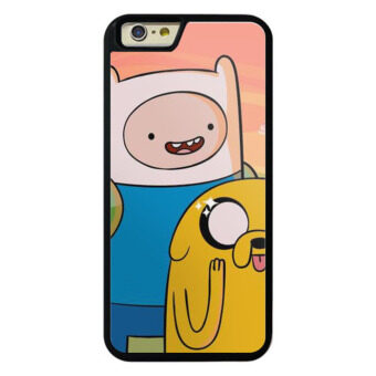 Harga Phone case for iPhone 5/5s/SE Adventure Time Finn and Jake cover