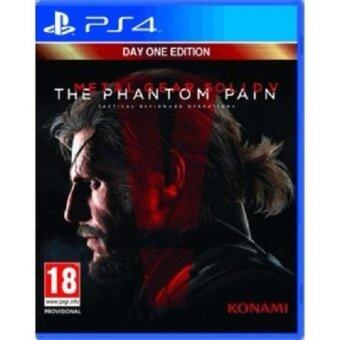 Harga Metal Gear Solid V: The Phantom Pain (PS4)
