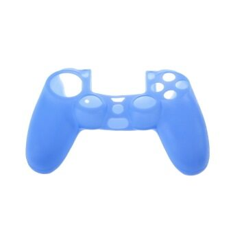 Harga OH Not Specified Silicone Rubber Case Skin Cover for Sony PS4 Controller Grip Handle Console