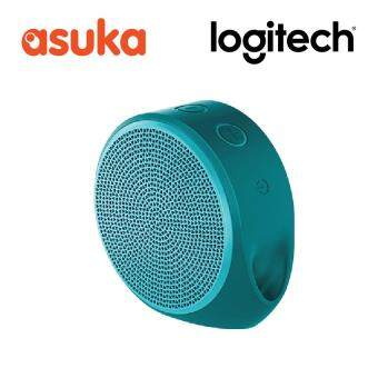 Harga Logitech X100 Housing With Green Grill Bluetooth Speaker – Green