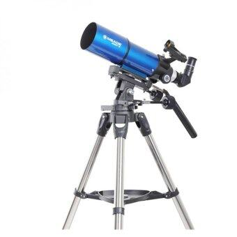 Harga New Meade Infinity 80mm Altazimuth Refractor Telescopes w/ Red-dot Viewfinder Blue