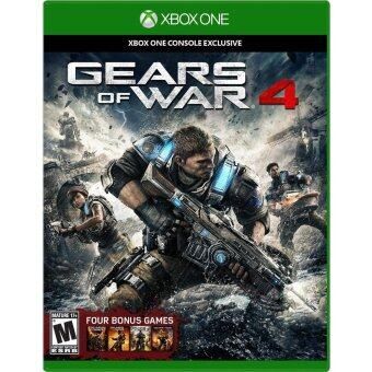 Harga XBOX ONE GEARS OF WAR 4 (ASIA)