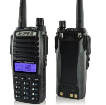 Harga BAOFENG UV82 DUAL BAND HIGH POWER 8W RADIO