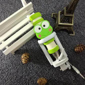 Harga Cartoon Mini Selfie Stick Monopod (Keroppi)