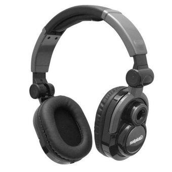 Harga Salpido Warrior M88 DJ Headphone (Black)