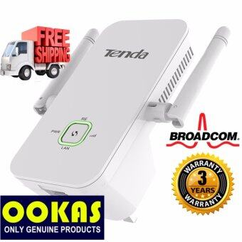 Harga TENDA A301 300mbps Wireless WiFi Range Extender/Repeater/Booster/AP