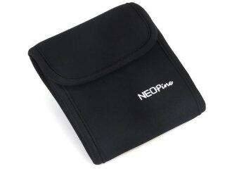 Harga NEOPine Original Flexible Neoprene Soft Storage Pouch Protective Case Filter Bag (Black)