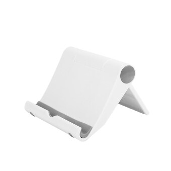 Harga Foldable Mobile Phone Holder Stand Universal for Tablet and Smartphone Mount Support for iPhone/iPad White (Intl)