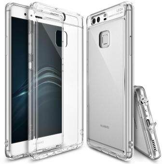 Harga Huawei mate 9 PRO Clear Air Cushion Case Slim Soft Flexible TPU Bumper for Huawei mate 9 PRO Shock Absorbing Scratch Resistant Frame Cover with Protective Caps