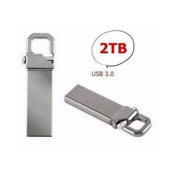 Harga Hot sale usb flash drive 2TB 2tb pen drive pendrive waterproof metal silver u disk memory disk usb 2.0
