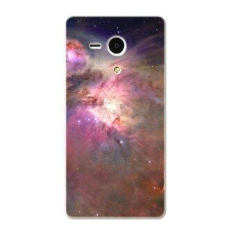 Harga PC Plastic nebula space spectacle Case for Sony Xperia SP (Multicolor)