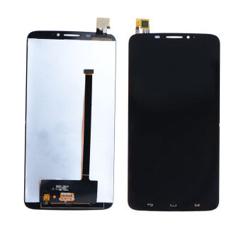 Harga For Alcatel One Touch Hero OT-8020D 8020 Touch Digitizer LCD Screen Display-