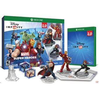 Harga Disney INFINITY: Marvel Super Heroes (2.0 Edition) Video Game Starter Pack - Xbox One