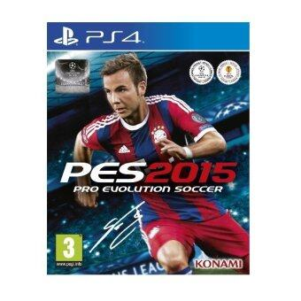 Harga Refurbished PS4 Pro Evolution Soccer 2015