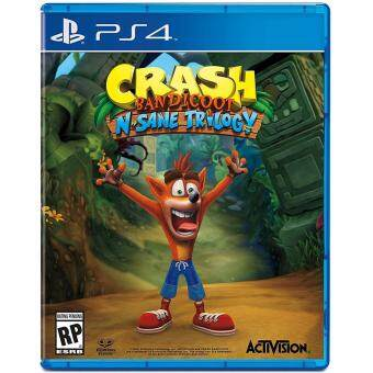 Harga (Pre-Order: ETM: 30 June 2017) Crash Bandicoot N. Sane Trilogy [PS4]