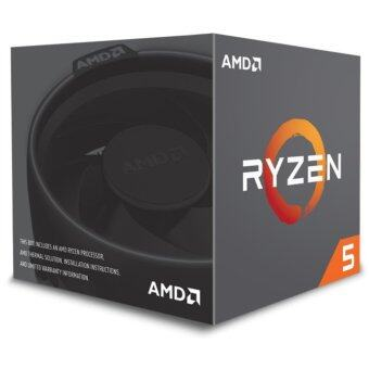 Harga AMD RYZEN 5 1600 6-Core 3.2 GHz (3.6 GHz Turbo) Socket AM4 Desktop Processor
