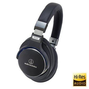 Harga Audio-Technica ATH-MSR7 SonicPro High-Resolution Audio Headphones (Black)