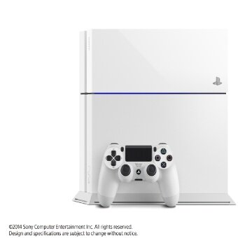 Harga Ps4 500Gb Asia Japan White With Ps4 GTA V
