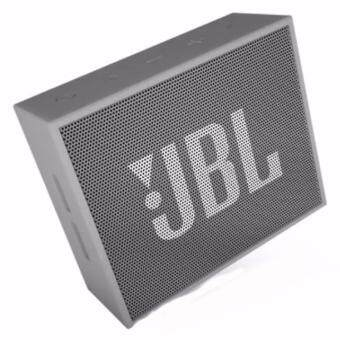 Harga JBL Go Portable Bluetooth Speaker (Grey)