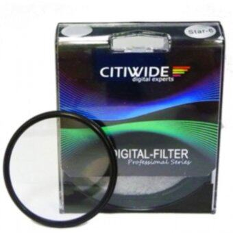 Harga CW 67mm Star Filter Cross 6
