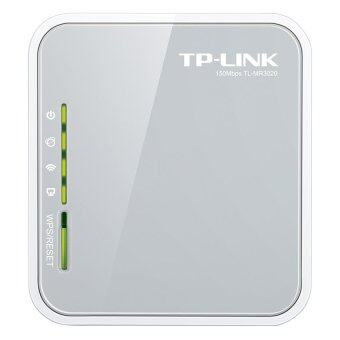 Harga TP-LINK TL-MR3020 Portable 3G/4G Wireless N Router White