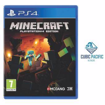 Harga MINECRAFT (ENG) - Playstation 4