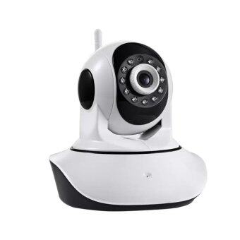 Harga 720P IP Camera Wifi Wireless MegaPixel HD CCTV Home Network IP Video Cam Security surveillance Support 128G Card - intl