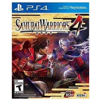Harga Samurai Warriors 4 - PlayStation 4