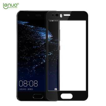 Harga Lenuo tempered glass film explosion-proof full screen Protector Film tempered glass for Huawei P10