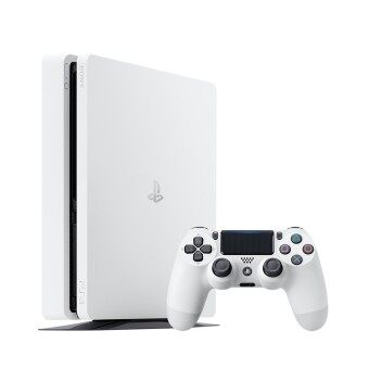 Harga New Sony PlayStation 4 Slim 500GB White Console [1 Year SEAOfficialWarranty] READY STOCK