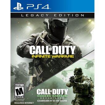 Harga Call of Duty: Infinite Warfare [Legacy Edition][PS4]