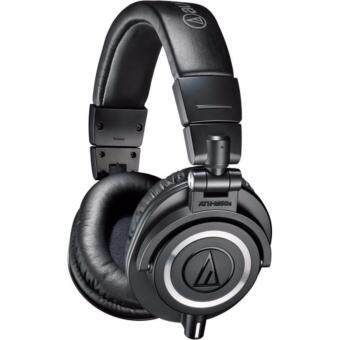 Harga Audio-Technica ATH-M50x Professional Monitor Headphones (Black)